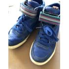 Scarpe da tennis PAUL SMITH JUNIOR Blu, blu navy, turchese