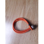 Bracelet LA TRIBU RIGAUX Orange