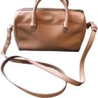 Leather Shoulder Bag SAINT LAURENT Pink, fuchsia, light pink
