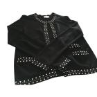 Vest, Cardigan CLAUDIE PIERLOT Black