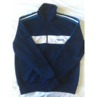 Tracksuit Top ADIDAS Blue, navy, turquoise