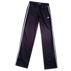 Pantalone della tuta ADIDAS Viola, lilla, lavanda