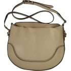Borsa a tracolla in pelle MARC JACOBS Beige, cammello