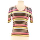 Tops, T-Shirt SONIA RYKIEL Mehrfarbig