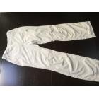 Pantalone della tuta ADIDAS Bianco, bianco sporco, ecru