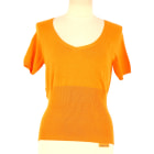Top, tee-shirt MOSCHINO Orange