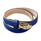 Bracelet BULGARI Blue, navy, turquoise
