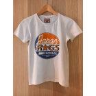 Tee-shirt JAPAN RAGS Blanc, blanc cassé, écru