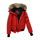 Parka CANADA GOOSE Red / Rouge
