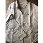 Shirt ABERCROMBIE & FITCH Blanc /Rose