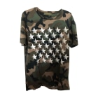 T-shirt VALENTINO Camouflage