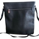 Small Messenger Bag LOUIS VUITTON Gray, charcoal