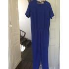 Combinaison LA REDOUTE Bleu, bleu marine, bleu turquoise