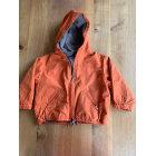 Zipped Jacket BONPOINT Orange