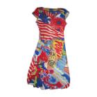 Mini Dress KENZO Multicolor