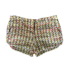 Shorts BA&SH Multicolor
