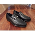 Loafers SALVATORE FERRAGAMO Black