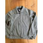 Zipped Jacket BONPOINT Gray, charcoal