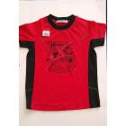 Tee-shirt CLAYEUX Rouge, bordeaux