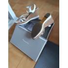 Sandales compensées TAMARIS Doré, bronze, cuivre