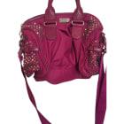 Non-Leather Handbag SONIA RYKIEL Pink, fuchsia, light pink