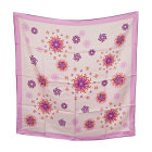 Silk Scarf CHANEL Pink, fuchsia, light pink
