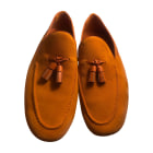Loafers LOUIS VUITTON Orange