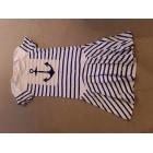 Kleid DESIGUAL Weiß, elfenbeinfarben