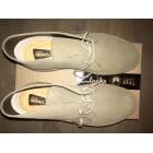 Chaussures à lacets CLARKS Beige, camel