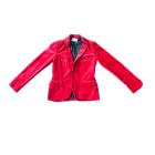 Blazer, veste tailleur ZADIG & VOLTAIRE Rouge, bordeaux