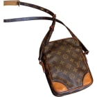 Satchel LOUIS VUITTON Brown