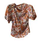 Top, tee-shirt ISABEL MARANT ETOILE Orange