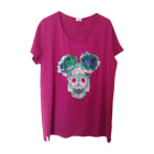 Top, T-shirt KENZO Pink, fuchsia, light pink