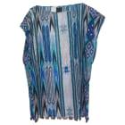 Mini Dress AMERICAN RETRO Blue, navy, turquoise