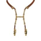 Necklace HERMÈS Brown