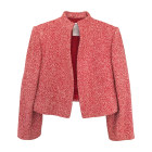 Jacket YVES SAINT LAURENT Rouge blanc