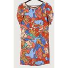 Midi Dress COMPTOIR DES COTONNIERS Multicolor
