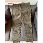 Pantalon large G-STAR Kaki