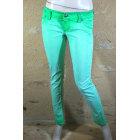 Jeans droit FREESOUL Vert