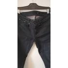 Jeans slim MELTIN' POT Noir