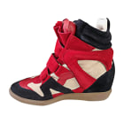 Sneakers ISABEL MARANT Bekett Multicolor