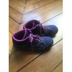 Sports Sneakers QUECHUA Purple, mauve, lavender