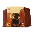 Bracelet FENDI Brown