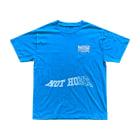 Tee-shirt LOUIS VUITTON Bleu, bleu marine, bleu turquoise