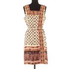 Midi-Kleid BEL AIR Mehrfarbig