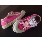 Lace Up Shoes SPRING COURT Pink, fuchsia, light pink