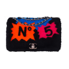Leather Handbag CHANEL Timeless Multicolor