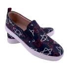 Sneakers GUCCI Blue, navy, turquoise