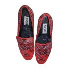 Loafers KENZO Rouge moyen