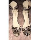 Sandales à talons MORGAN Imprimés animaliers